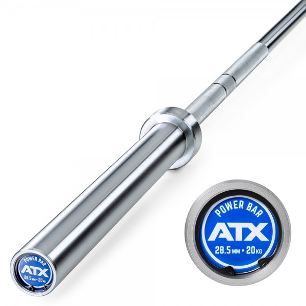 ATX® Power Bar +700kg - Federstahl -Chrom