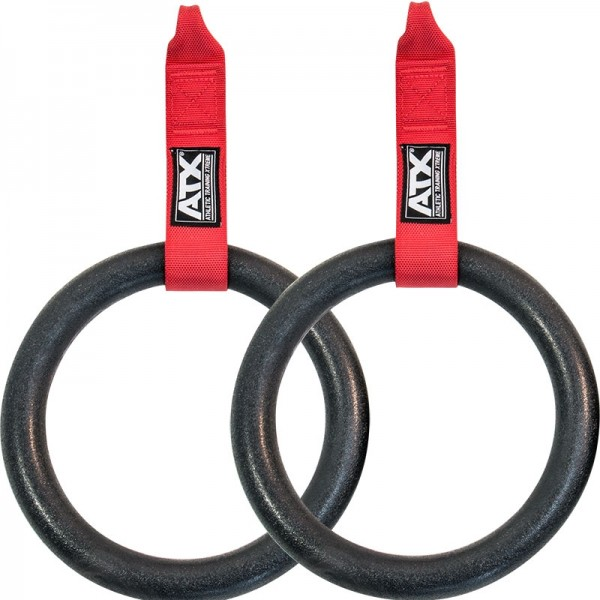 Gym Rings ‐ Option für ATX® Suspension Trainer