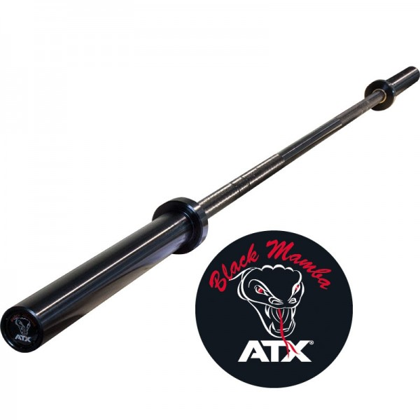 ATX Power Bar - Black Mamba -700 kg - Federstahl