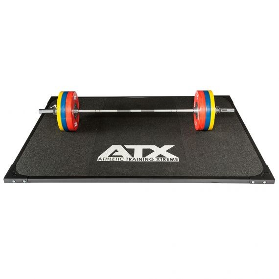 ATX® Weight Lifting Platform - Soft Granulat
