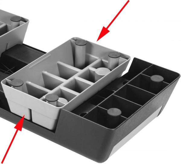 Retro‐Step ‐Ersatzteile - Support-Fussbodenblock zur Höhenverstellung