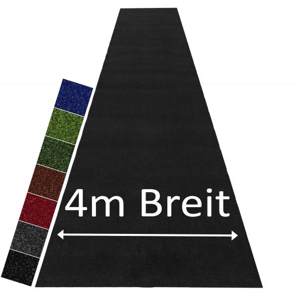 4 Meter Breite - Länge nach Wahl - Einfarbig - Option 1