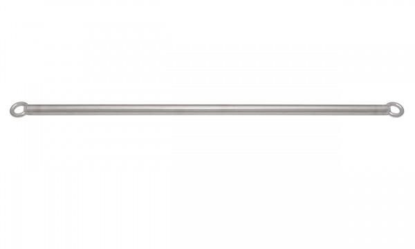 Trapezstange mit festen Ösen - 110 cm