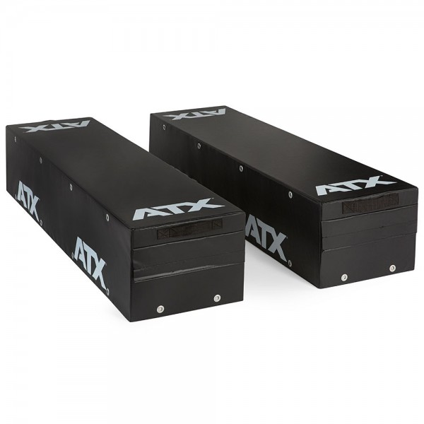 ATX® LOG-Bar Drop Blocks / Abwurfblöcke - Paar