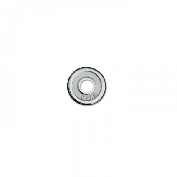 Hantelscheiben - Chrom - 30 mm