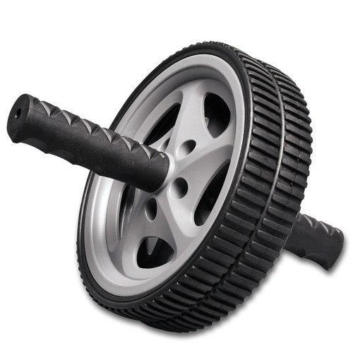 Bauch/Rückentrainer (Duo Wheel)