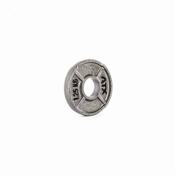 ATX® XT-Iron Plate mit Hammerschlageffekt
