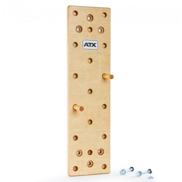 ATX® PEGBOARD / KLETTERBRETT 110 X 30 CM
