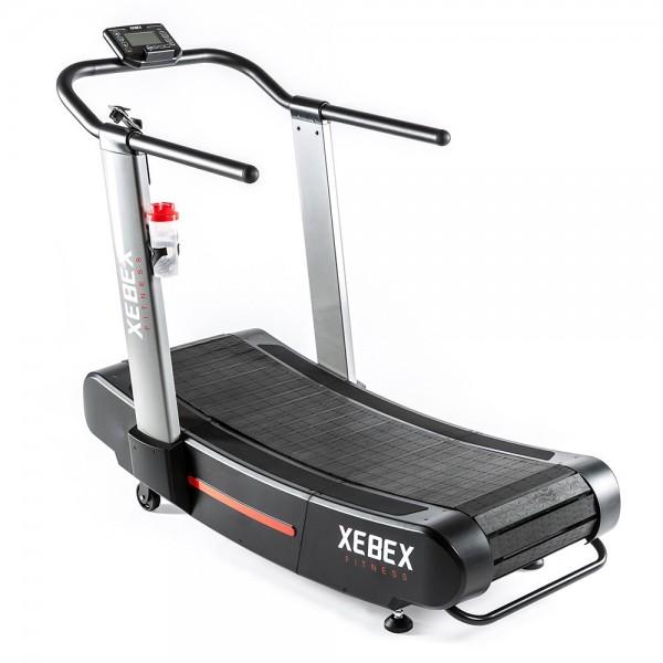 XEBEX ‐ CURVED Treadmill ‐ ohne Motor ‐ stromlos