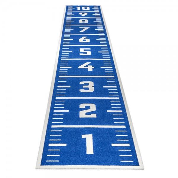 Kunstrasen - blau - Speed Track 10 m x 130 cm