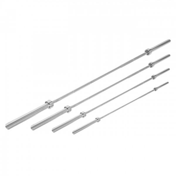 Langhantel, 50mm, 150 - 220 cm Länge verschiedene Ausführungen
