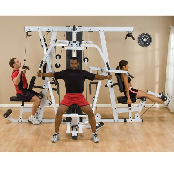 Ganzkörpertrainer / Home Gym inkl. Beinpresse