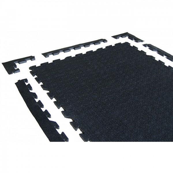 Boden-Vollgummi Puzzleplatte 17XXL - 120x90x1,7cm - Made in Germany