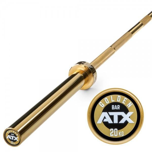ATX - The Golden - Powerlifting Bar