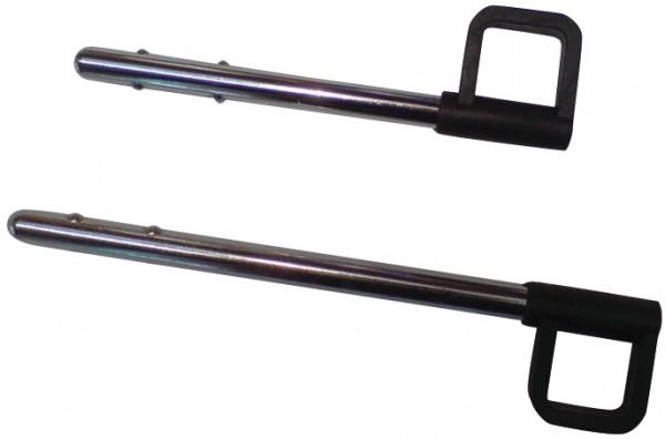 Steckbolzen für Gewichtsmagazine ø 10mm / Länge 105mm
