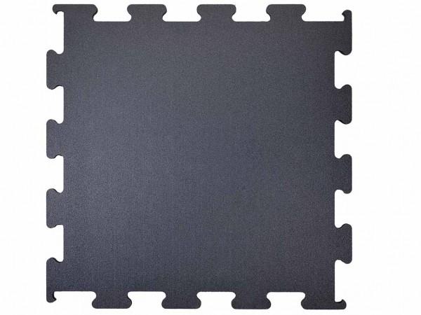 Granulat Bodenschutzplatte - 1000 x 1000 x 15 mm PREMIUM EXTRA-PUZZLE