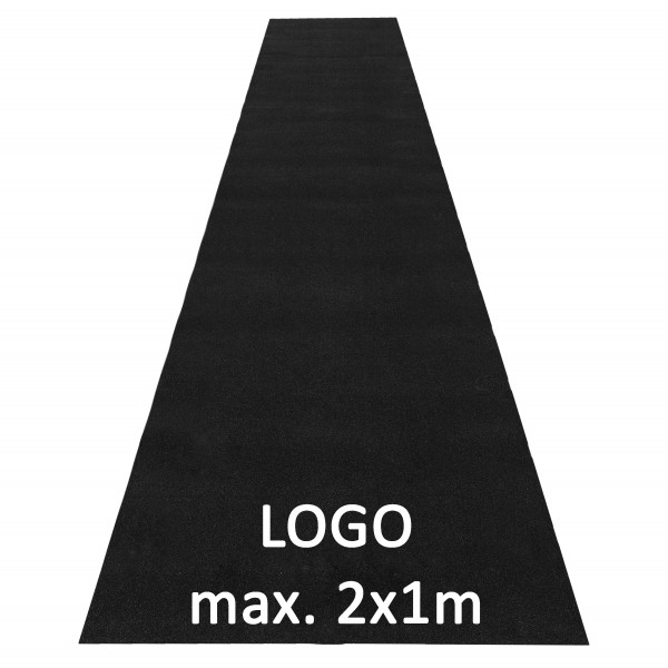 LOGO 2x1m - Optional Aufpreis