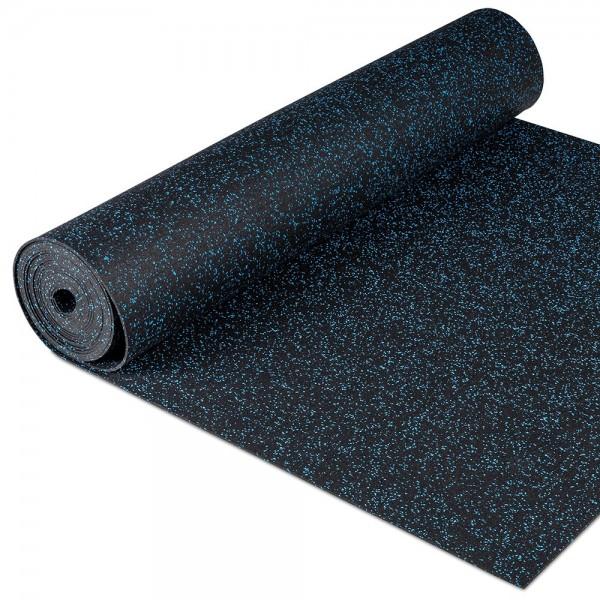 Gymfloor® Granit Design Rubber-Floor 5 mm - Rolle 12,5 qm