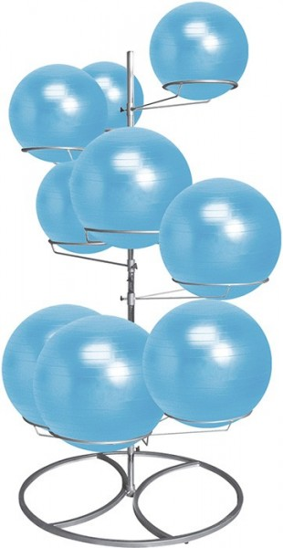 10 Gymball-Rack - NEU