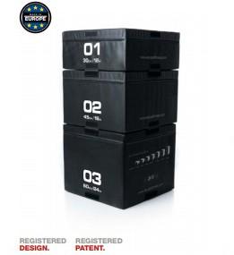 Black‐Box....FOAM-Sicherheits Plyobox Soft Set 3-teilig