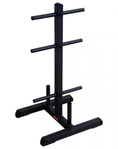 TIRONFORCE Hantelscheibenständer & Stangenhalter für 30mm