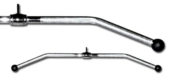 Latzugstange 100 cm / mit Bumperenden
