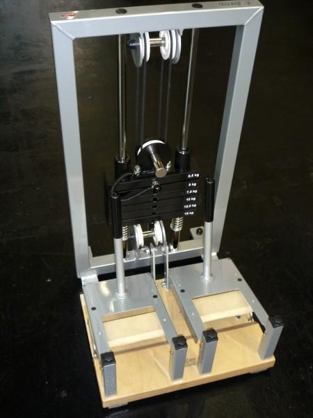 Tibialis Maschine